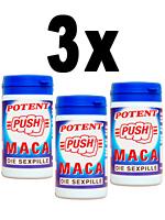 3 x Push Potenzpillen
