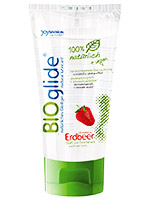 BIO Glide Strawberry Lubricant 80 ml