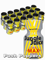 BOX JUNGLE JUICE MAX - 18 x small