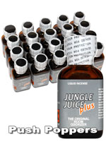 BOX JUNGLE JUICE PLUS big - 20 x JJ PLUS big