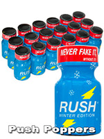 BOX RUSH WINTER EDITION - 18 x RUSH WINTER EDITION