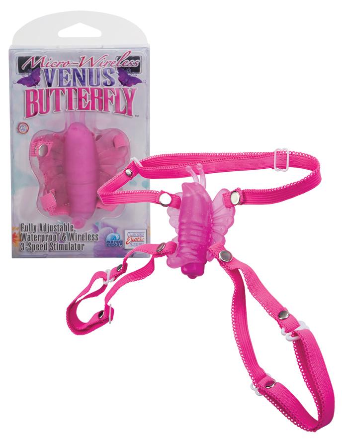 Micro-Wireless Venus Butterfly Pink
