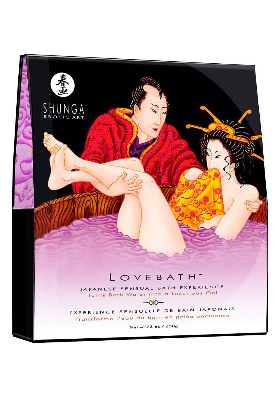 Shunga - Lovebath Sensual Lotus