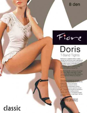 Fiore - Sheer Tights Doris Black