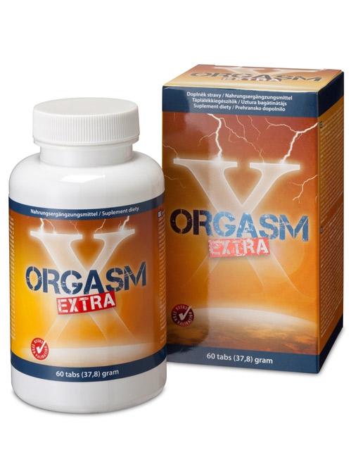 Orgasm Extra - 60 caps