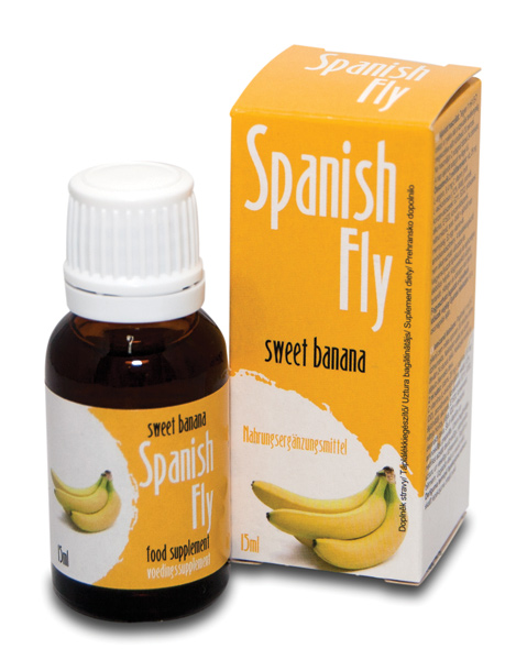 Spanish Fly Sweet Banana 15 ml
