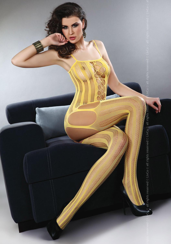 Livia Corsetti - Catsuit Almas Honey