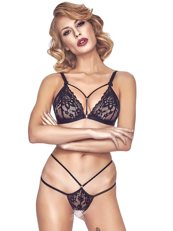 Anais - Alcyone Set Black