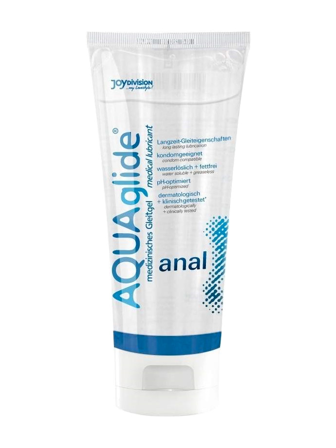AQUAglide Anal - Medical Lubricant 100 ml