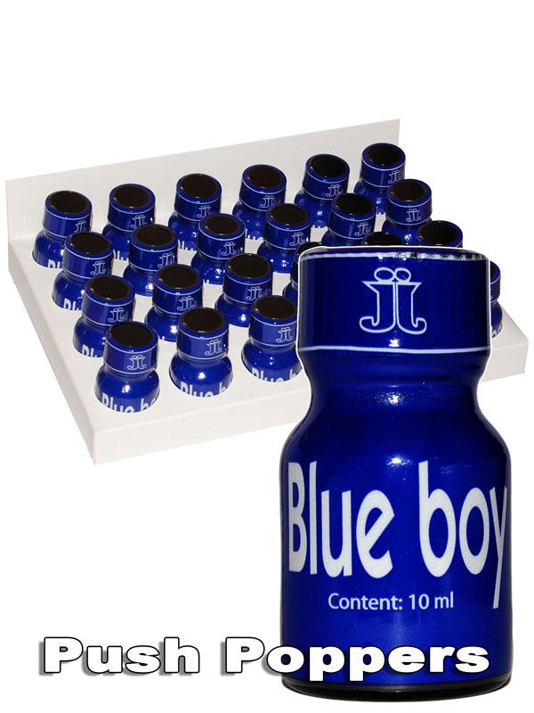 BOX BLUE BOY - 24 x small