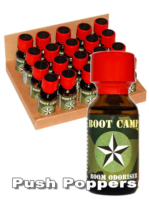 BOX BOOT CAMP - 20 x