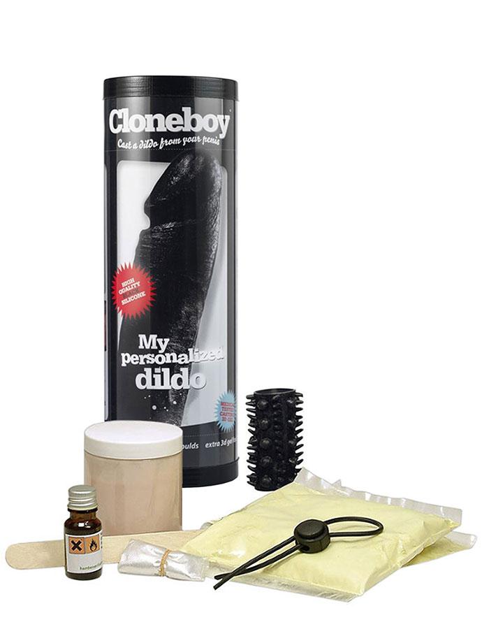 Cloneboy - Personal Dildo Black