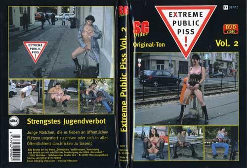 SG - Extreme Public Piss Nr. 02