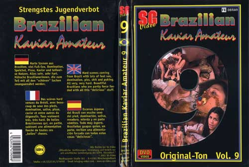 SG - Brazilian Kaviar Amateur Nr. 09