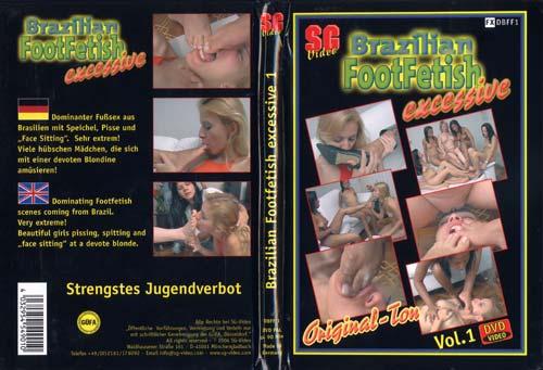 SG - Brazilian Footfetish excessive Nr. 01