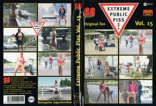 SG - Extreme Public Piss Nr. 15