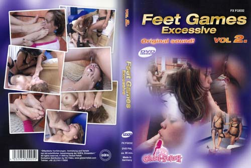 Global Fetish - Feet Games Excessive Nr. 02
