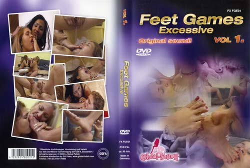 Global Fetish - Feet Games Excessive Nr. 01