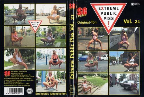 SG - Extreme Public Piss Nr. 21