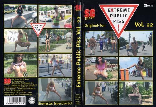 SG - Extreme Public Piss Nr. 22