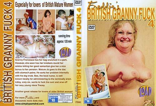 Freddie's British Granny Fuck Nr. 04