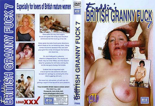Freddie's British Granny Fuck Nr. 07