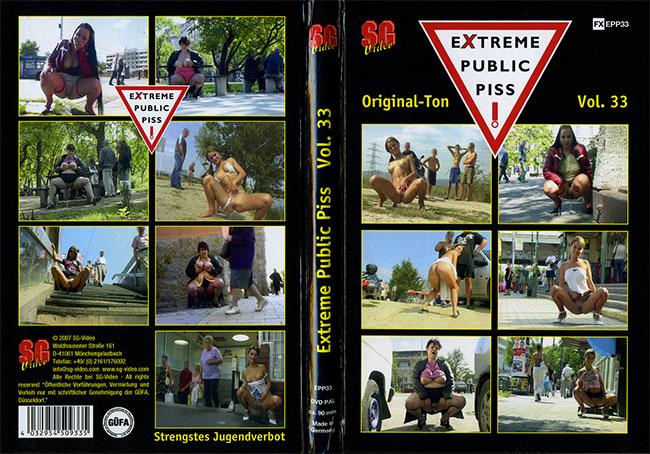 SG - Extreme Public Piss Nr. 33