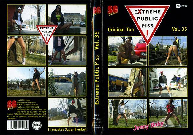 SG - Extreme Public Piss Nr. 35