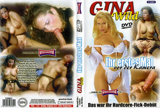 Gina Wild - Ihr erstes Mal