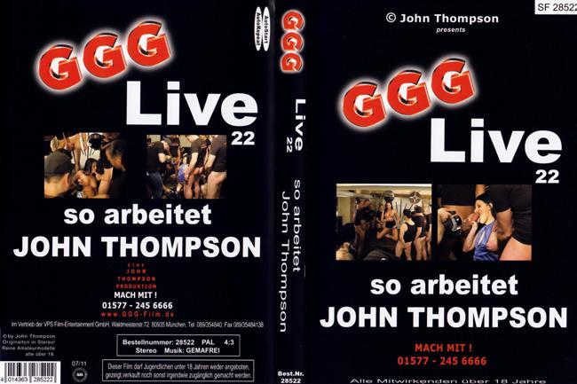 GGG - Live Nr. 22 - So arbeitet John Thompson