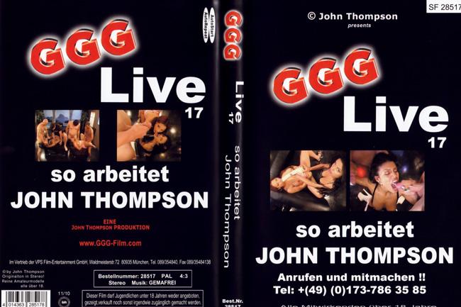GGG - Live Nr. 17 - So arbeitet John Thompson