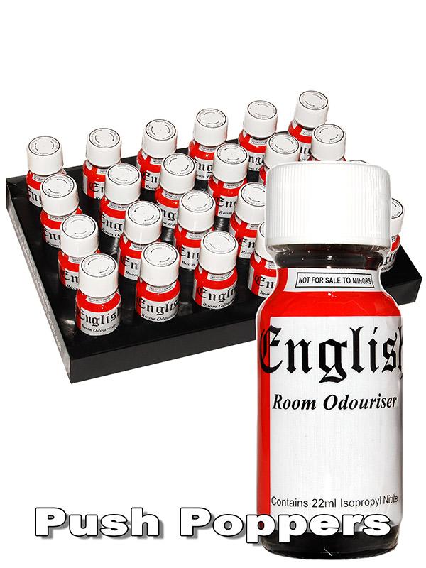 BOX ENGLISH - 24 x