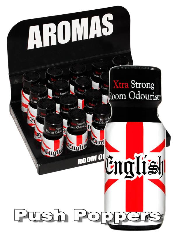BOX ENGLISH XTRA STRONG - 20 x