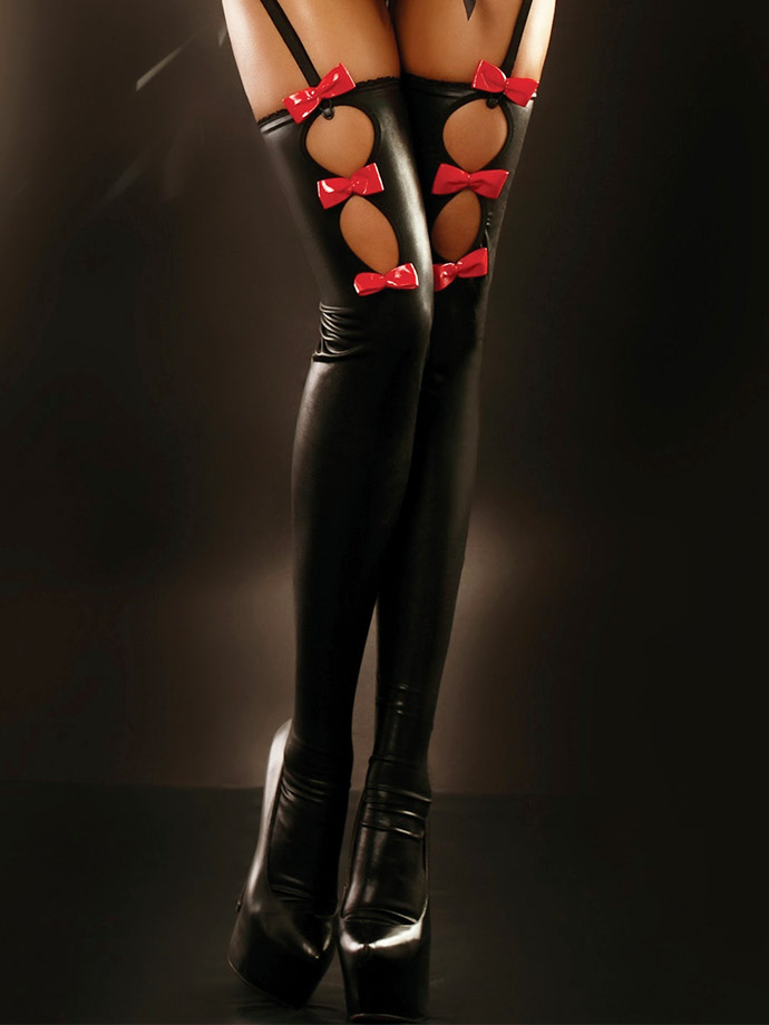Lolitta - Flame Stockings