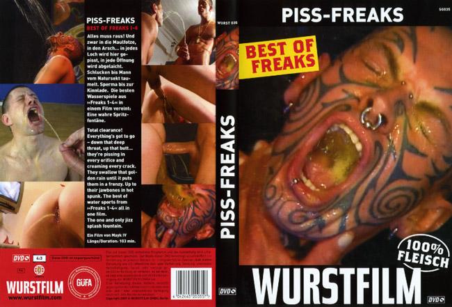 Wurstfilm - Piss-Freaks