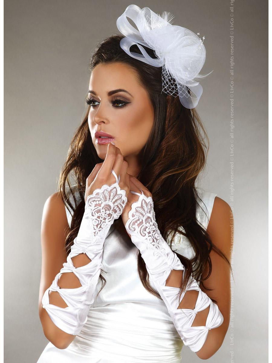 Livia Corsetti - Gloves Model 4