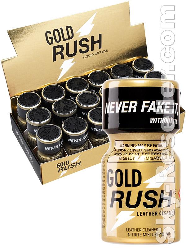 BOX GOLD RUSH - 18 x