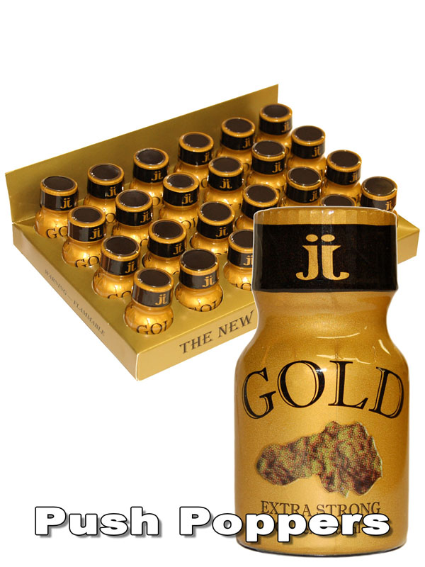 BOX GOLD AROMAS EXTRA STRONG - 24 x
