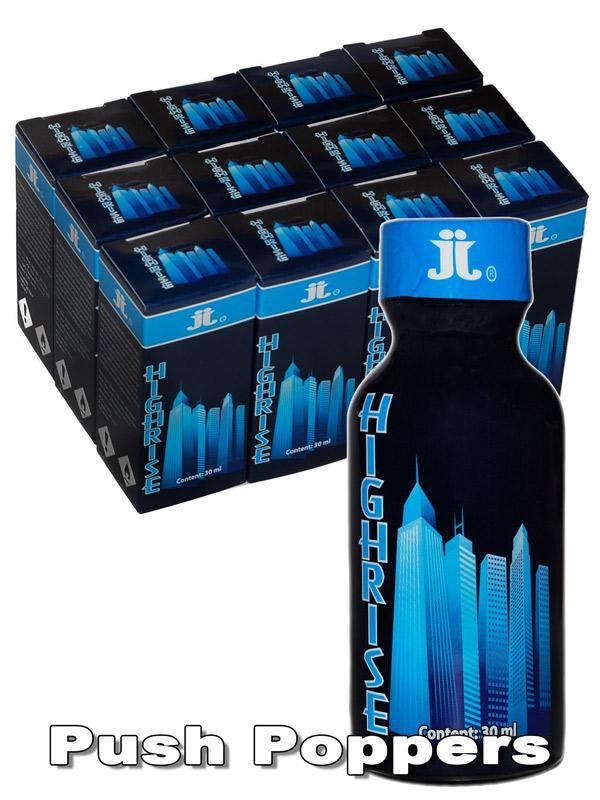 BOX HIGHRISE CITY - 12 x