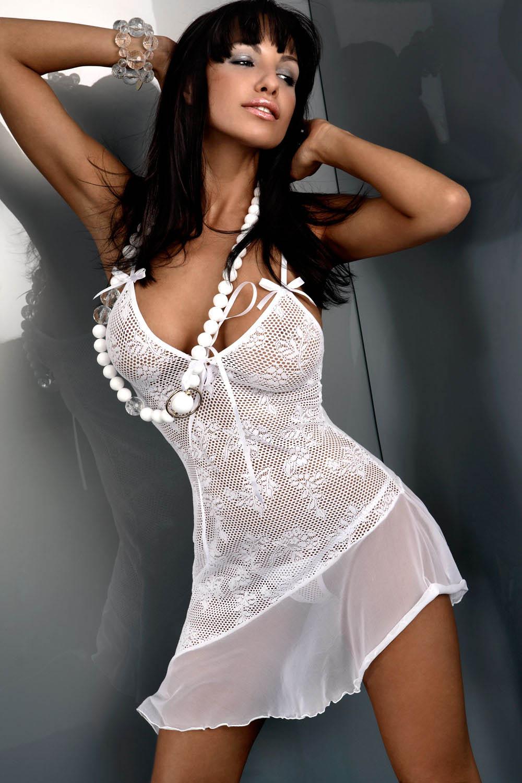Livia Corsetti - Dress Inez White
