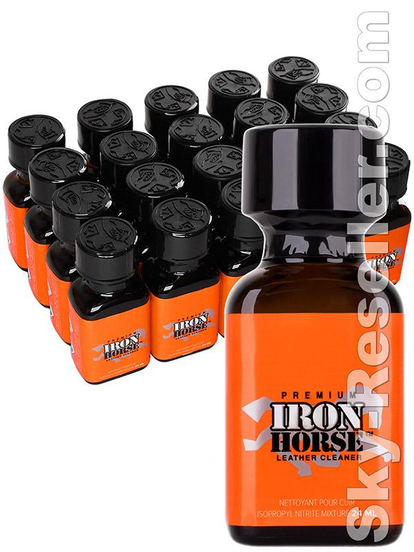 BOX IRON HORSE - 20 x big