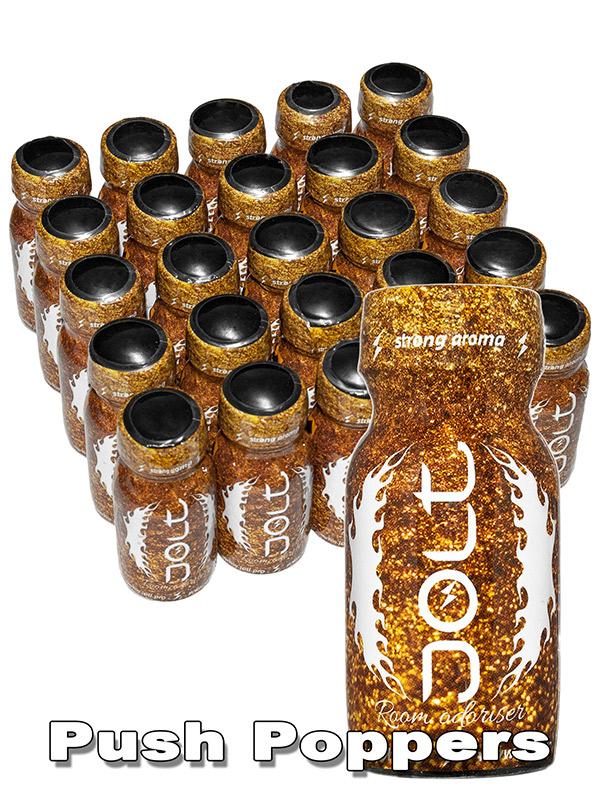 BOX JOLT GOLD - 25 x