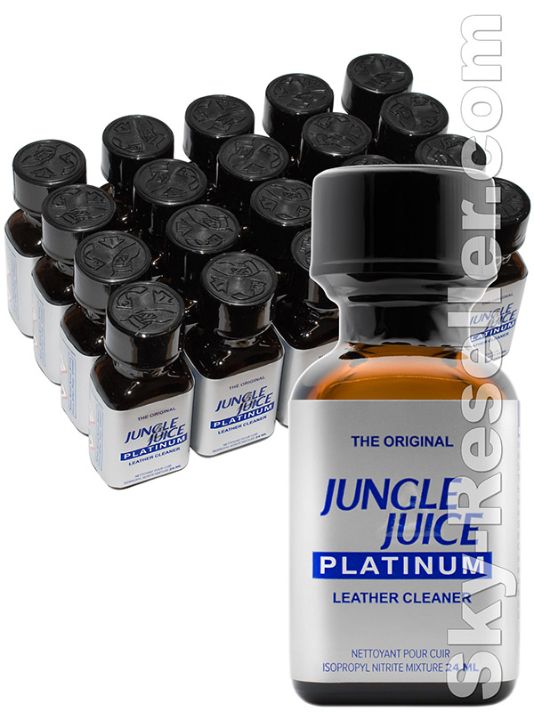 BOX JUNGLE JUICE PLATINUM - 20 x big
