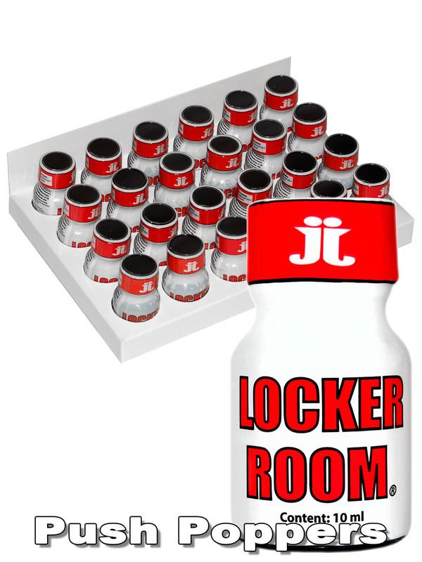 BOX LOCKER ROOM - 24 x small