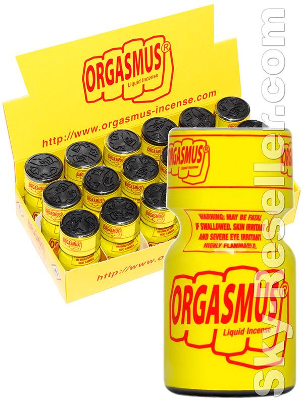 BOX ORGASMUS - 18 x