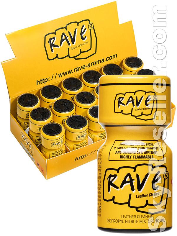 BOX RAVE - 18 x