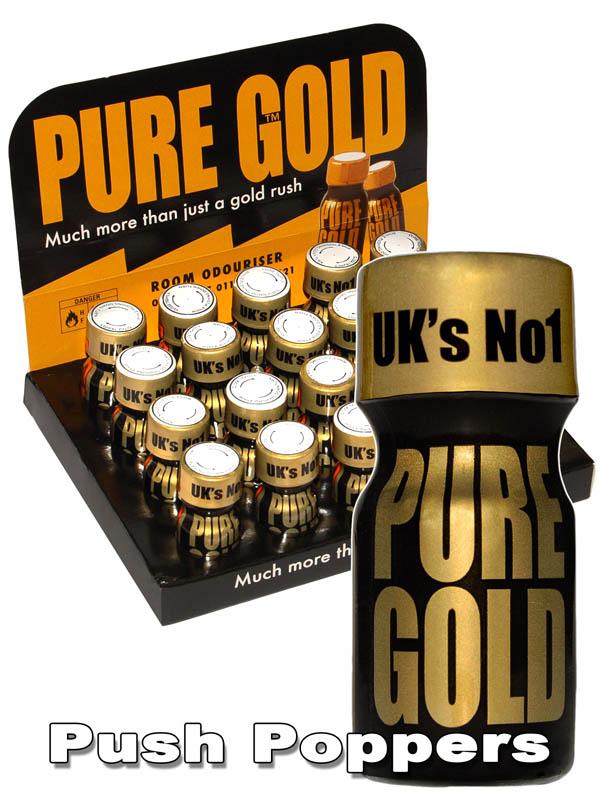 BOX PURE GOLD - 20 x
