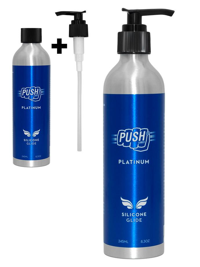 Push Lubes - Platinum Silicone Glide 245 ml