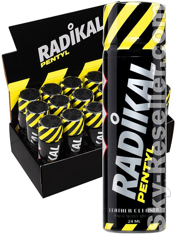 BOX RADIKAL PENTYL - 18 x tall