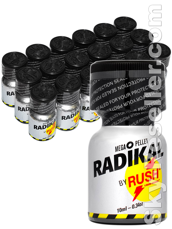 BOX RADIKAL RUSH - 18 x small